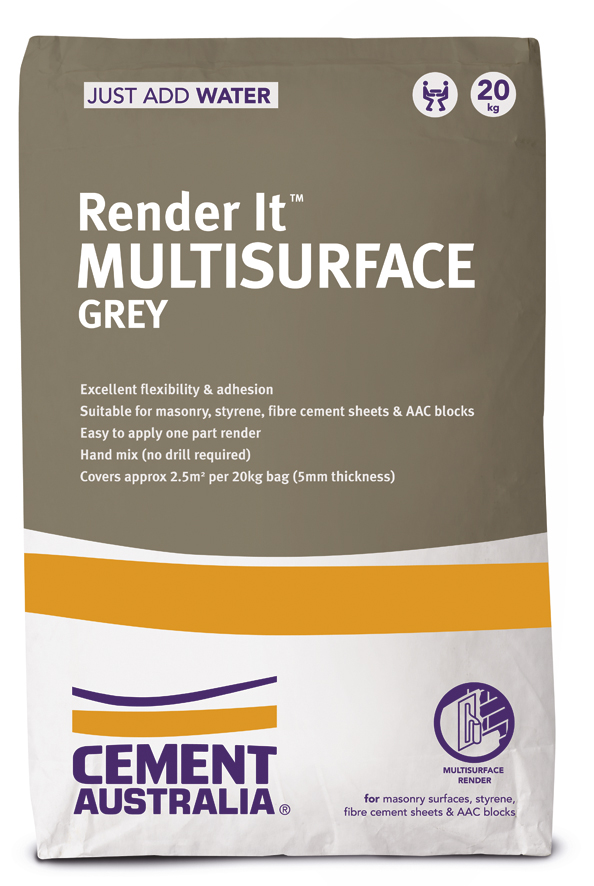 Render It Multisurface Grey